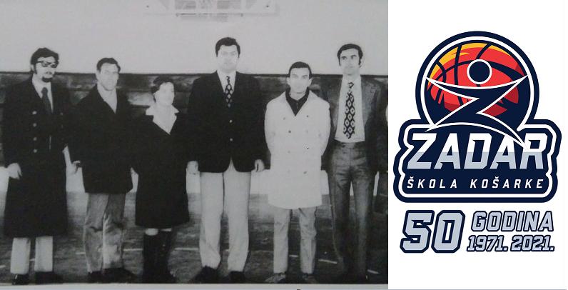 VELIKI JUBILEJ Pedeset godina organizirane škole košarke u Zadru