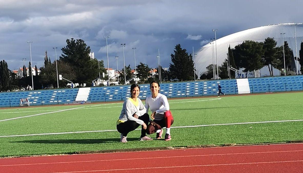 ŽENA, MAJKA, KRALJICA Ina Bogut vratila se atletici nakon više od 10 godina stanke