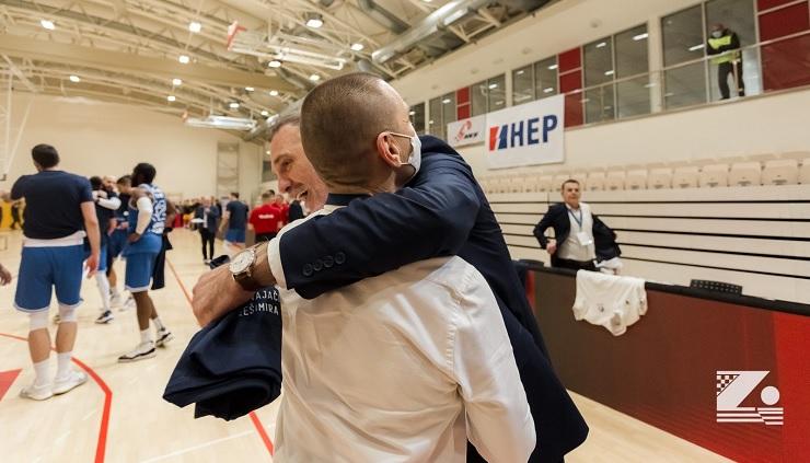 """KK ZADAR: """"Hvala Mršiću, uskoro objava novog trenera"""""""