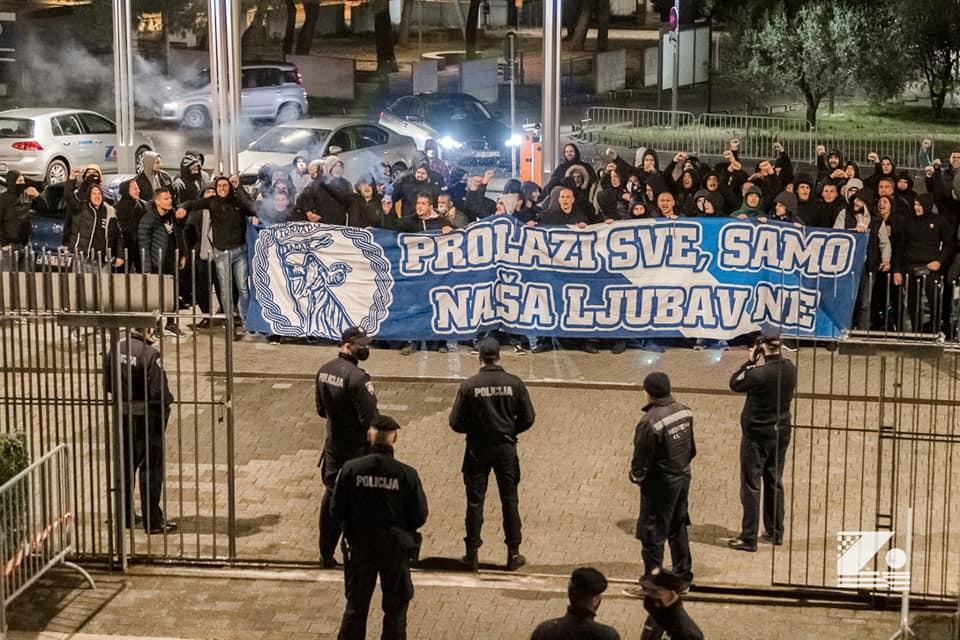 """PRIOPĆENJE TORNADA """"Pokažimo da su zadarsko srce i dišpet jači od zagrebačkog lobija"""""""