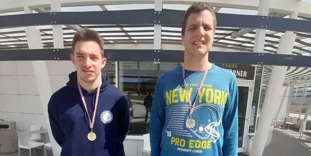 SEDAM ZLATA I SREBRO Mihovil Ninčević bolji od svjetskog rekordera, briljirao i Josip Gregov