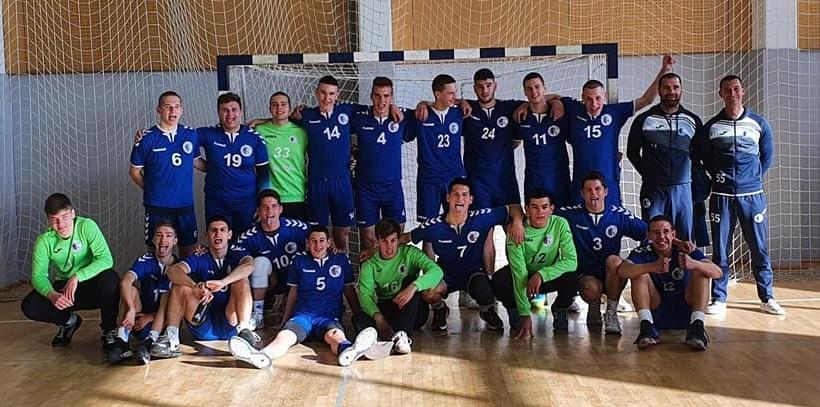 Mladi rukometaši Zadra drugi u Dalmaciji, idu na završnicu prvenstva Hrvatske