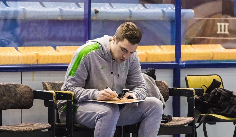 VELIKA ČAST Roko Jurlina pomoćni trener U-14 reprezentacije Hrvatske