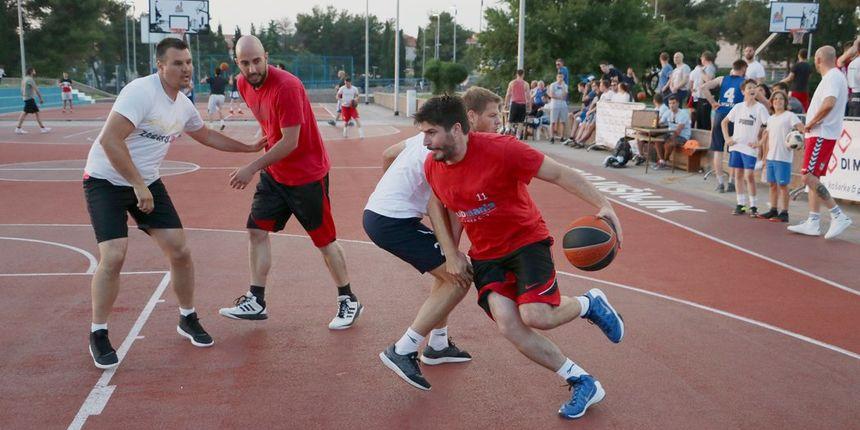 "3. Međunarodni FIBA 3×3 turnir ""Diadora Open"" u spomen na Krešimira Ćosića"