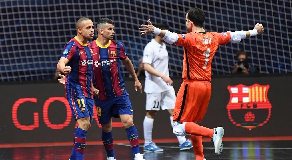 ČUDESNI FERRAO Barcelona i Sporting u zadarskom finalu