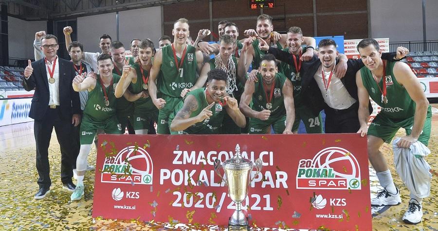 U DRESU KRKE Rok Stipčević i Jure Škifić osvojili slovenski Kup!