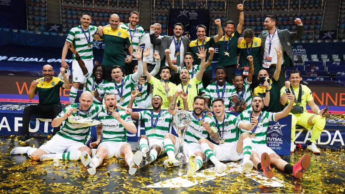 PORTUGALSKA NOĆ U ZADRU Sporting Lisabon prvak Europe na Višnjiku!