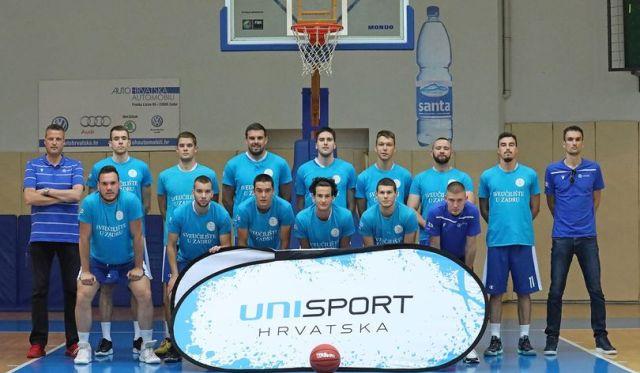 Košarkaši Sveučilišta u Zadru slavljem protiv Rijeke izborili dodatne kvalifikacije
