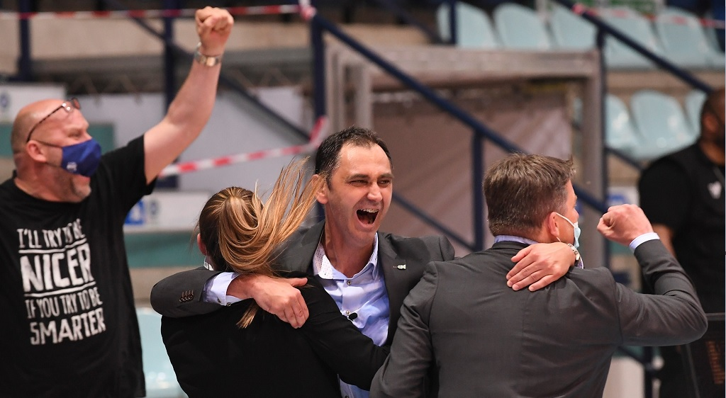 FANTASTIČAN JUBILEJ Dario Gjergja 10. put prvak Belgije s Oostendeom!