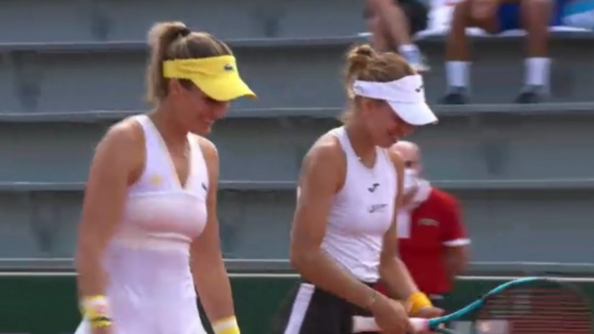 FANTASTIČAN USPJEH Bernarda Pera u paru s Linette u četvrtfinalu Roland Garrosa