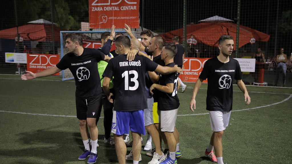 ZARA DENTAL CENTAR KUP Večeras u Arbanasima atraktivna polufinala