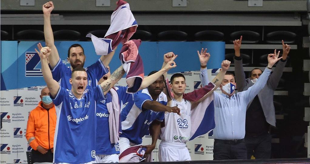 ABA LIGA Zadar novu sezonu otvara protiv Partizana u Krešinom domu