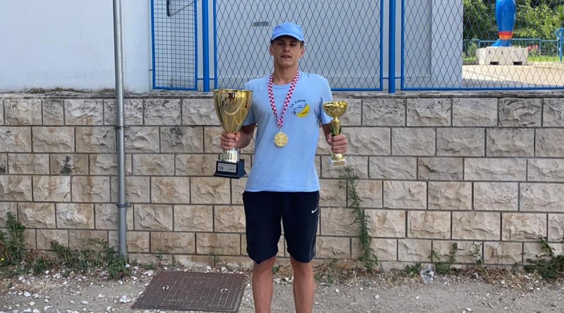 """MVP Ante Donđivić: """"Hvala mojim trenerima i suigračima, ovo je naša zajednička nagrada"""""""