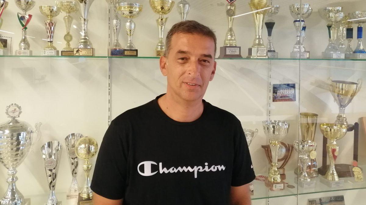 """ŠKOLA KOŠARKE ZADAR Alen Zdrilić: """"Interes djece za upisom je ogroman, nadamo se da je djelom razlog i kvaliteta našeg rada"""""""