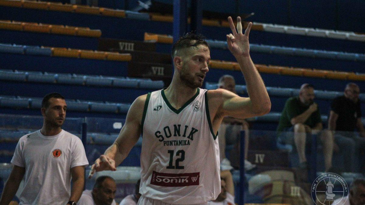 Pavle Marčinković novi je igrač KK Sonik Puntamika
