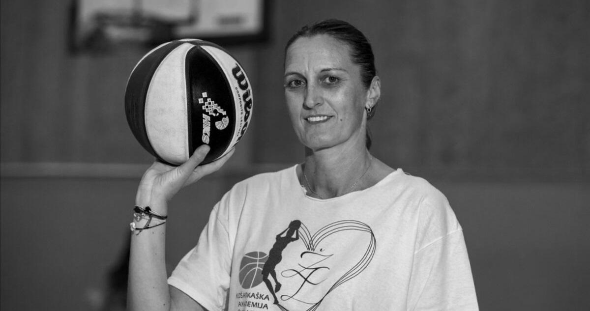 """DIRLJIV OPROŠTAJ ŽKK ZADAR """"Draga Žana, zahvalni smo što smo s tobom dijelili košarkaški teren"""""""