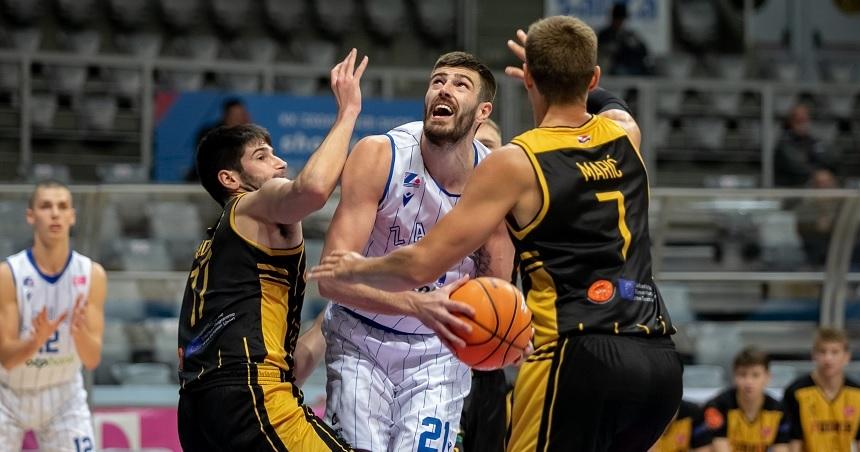 KIFAMENO Zadar u negledljivoj utakmici svladao Dubravu