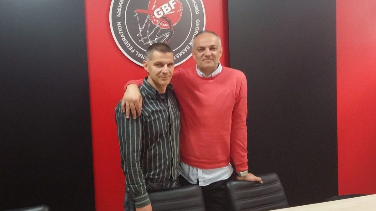 KK ZADAR Mario Jeličić novi trener kadeta