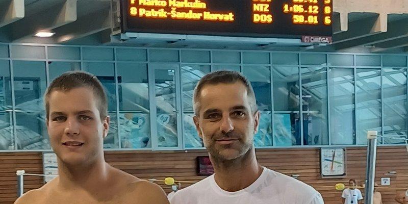 BRAVO MIHOVILE Četiri prva mjesta Mihovila Ninčevića na ORPH Festivalu plivanja